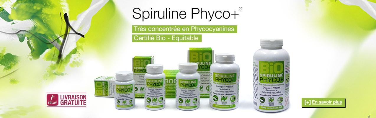 Spiruline Bio Phyco+