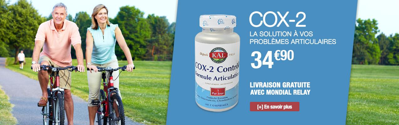 Cox 2 Solaray