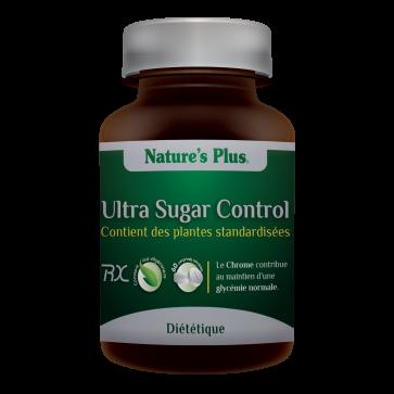 Ultra Sugar Control Nature's plus 60 comprimés