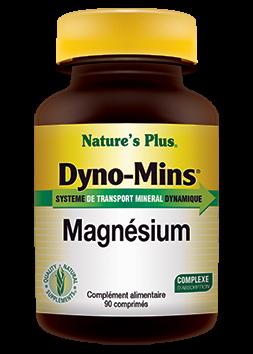Dyno Mins Magnésium Nature's Plus 90 comprimés