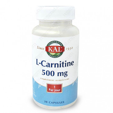 L-Carnitine 500mg Kal
