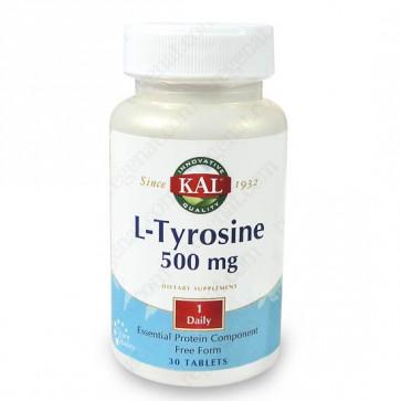 L-Tyrosine 500mg Kal