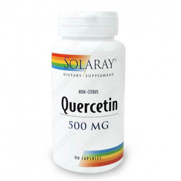 Quercetine 500mg Solaray