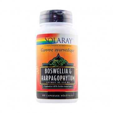 Boswellia 300mg & Harpagophytum 125mg Solaray