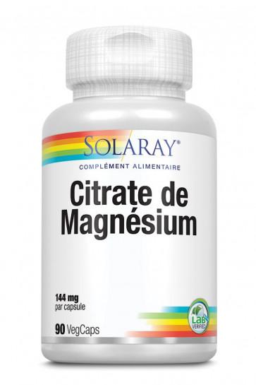 Magnésium 133mg Solaray