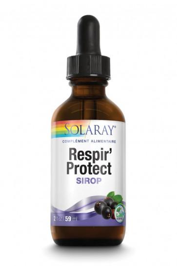"Respir' Protect™ ""sirop"" 59ml Solaray"