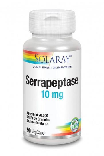 Serrapeptase 10 mg Solaray