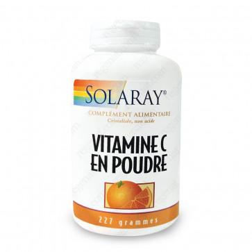 Vitamine C en poudre Solaray