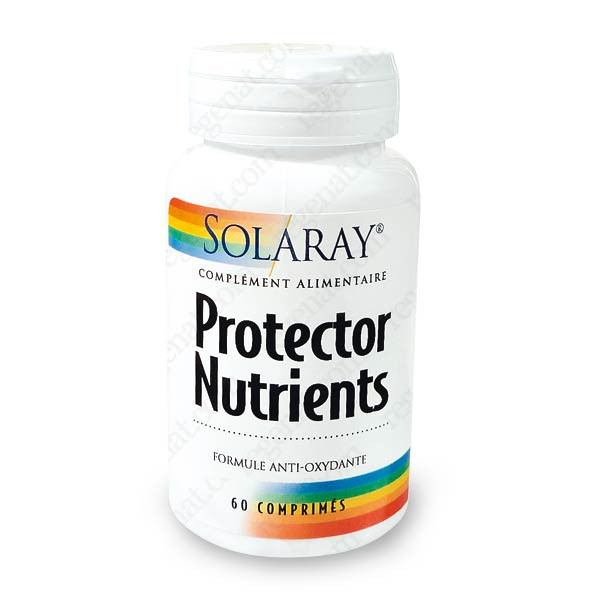 protector nutrients solaray. Black Bedroom Furniture Sets. Home Design Ideas
