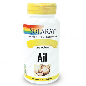 Ail 600mg Solaray