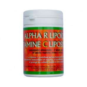 Alpha-R-Lipoïque Vitamine C liposomale jade recherche