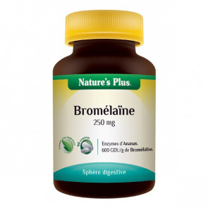 Bromélaïne 250mg Nature's Plus