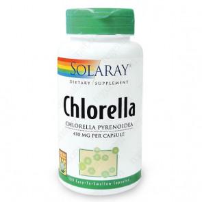Chlorella 410mg Solaray