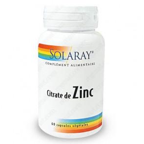 Zinc 15mg Solaray