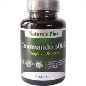 Commando 3000 Nature's Plus 60 comprimés