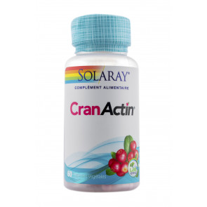 CranActin® Extrait de Canneberge AF™ 400mg Solaray