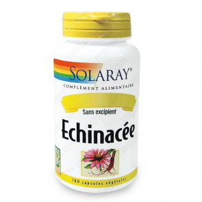 Echinacée 450mg Solaray