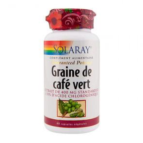 Graine de café vert Solaray