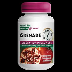 Grenade nature's plus 30 comprimés