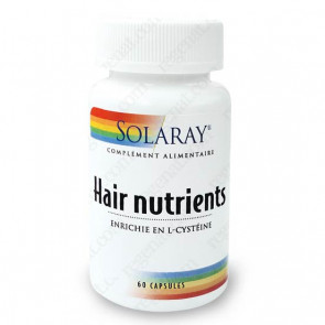Hair Nutrients Solaray