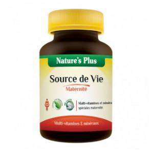 Source de Vie Maternité Nature's plus 90 comprimés