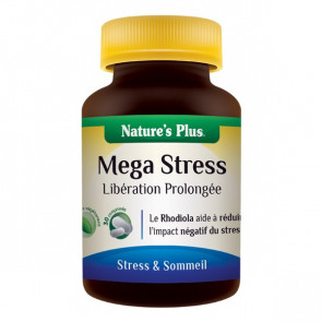 Mega Stress Nature's Plus Action prolongée