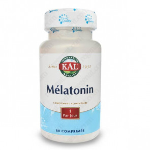 Mélatonine 1mg Kal