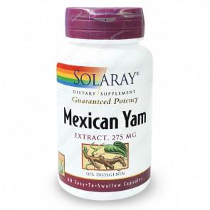 Mexican Yam 275mg standardisé à 10% de Diosgenine