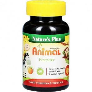 Source de vie enfants arome orange Nature's Plus 60 comprimés