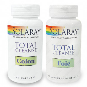 Pack Détoxifiant Solaray