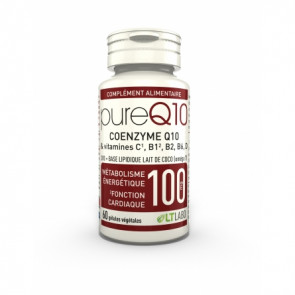 Pure Q10 100mg LT Labo