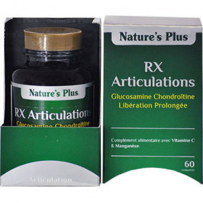 RX Articulation Nature's Plus 60 comprimés