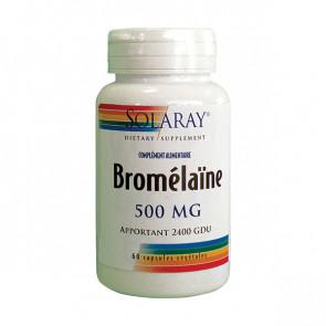 Bromelaïne 500mg Solaray