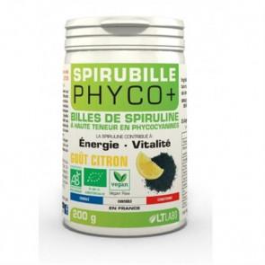 Spirubille Bio Phyco+ LT Labo 200 gr