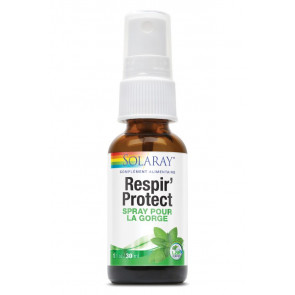 "Respir' Protect™ ""spray"" 30ml Solaray"