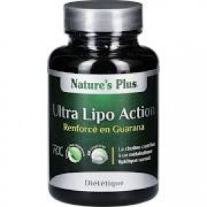 Ultra Lipo Action Nature's plus 60 comprimés