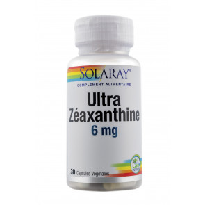 Ultra Zéaxanthine™ 6mg Solaray