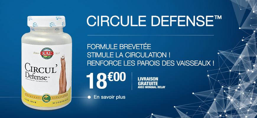 Circule Defense Kal